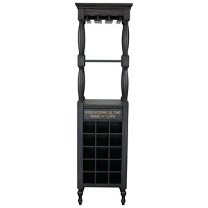 Pulaski Furniture Accents Fulton Wine Cabinet