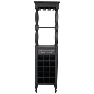 Pulaski Furniture Accents Fulton Wine Cabinet