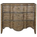 Pulaski Furniture Accents Mallory Accent Chest - Item Number: P020217