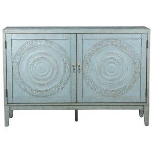 Pulaski Furniture Accents Brianne Credenza