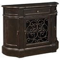 Pulaski Furniture Accents Console with Wine Storage