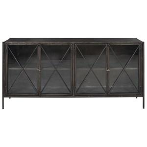 Pulaski Furniture Accents Iron Console Table