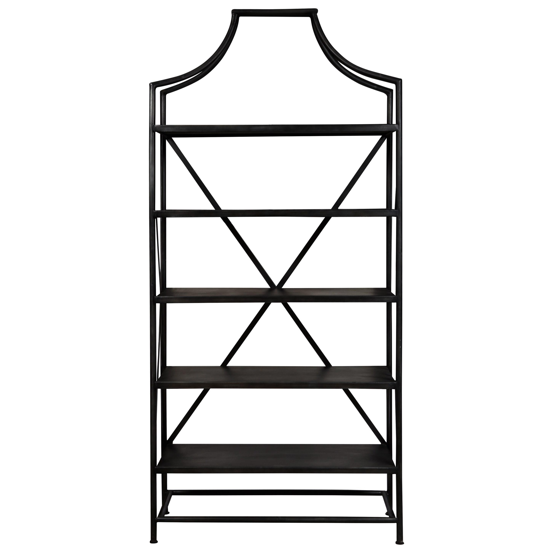 Pulaski Furniture Accents Iron Etagere - Item Number: P050415