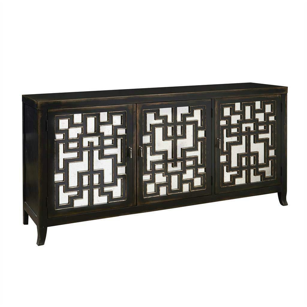 Pulaski Furniture Accents Three Door Console - Item Number: PULA-806077