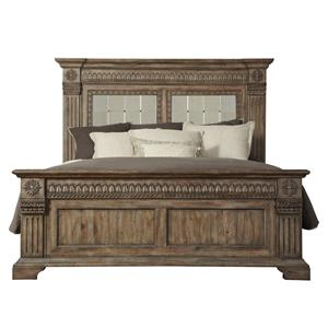 Pulaski Furniture Arabella Queen Panel Bed