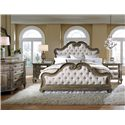 Pulaski Furniture Arabella King Upholstered Bed