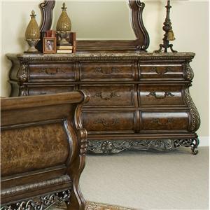 Bedroom Pulaski Furniture Birkhaven Dresser