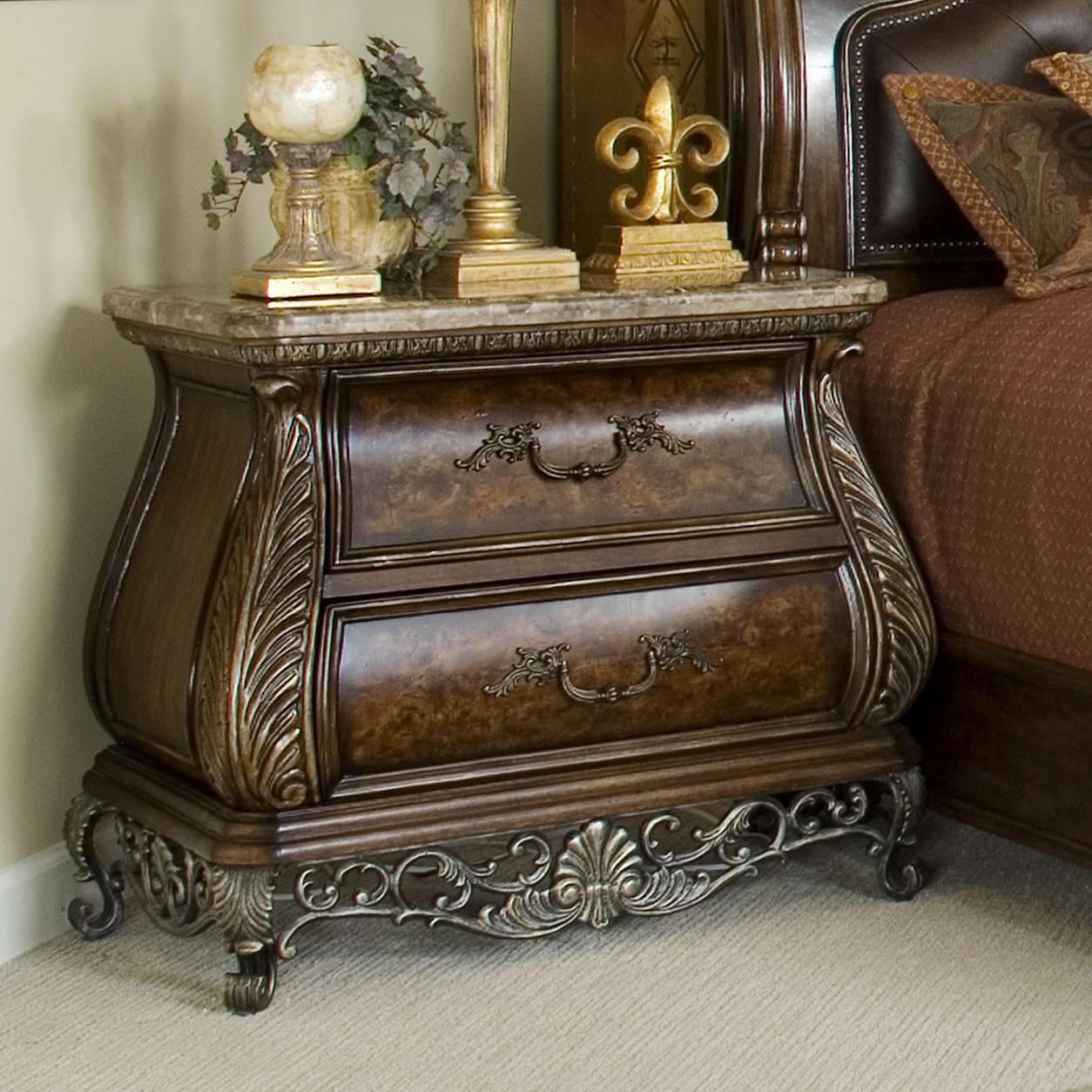 Exceptional Pulaski Furniture Birkhaven Nightstand   Item Number: 991140