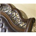 Pulaski Furniture Birkhaven Queen Sleigh Bed - 991170+171+172