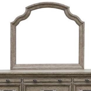 Bristol Large Dresser Mirror by Pulaski Furniture at Johnny Janosik