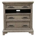Pulaski Furniture Bristol Media Chest - Item Number: P152145