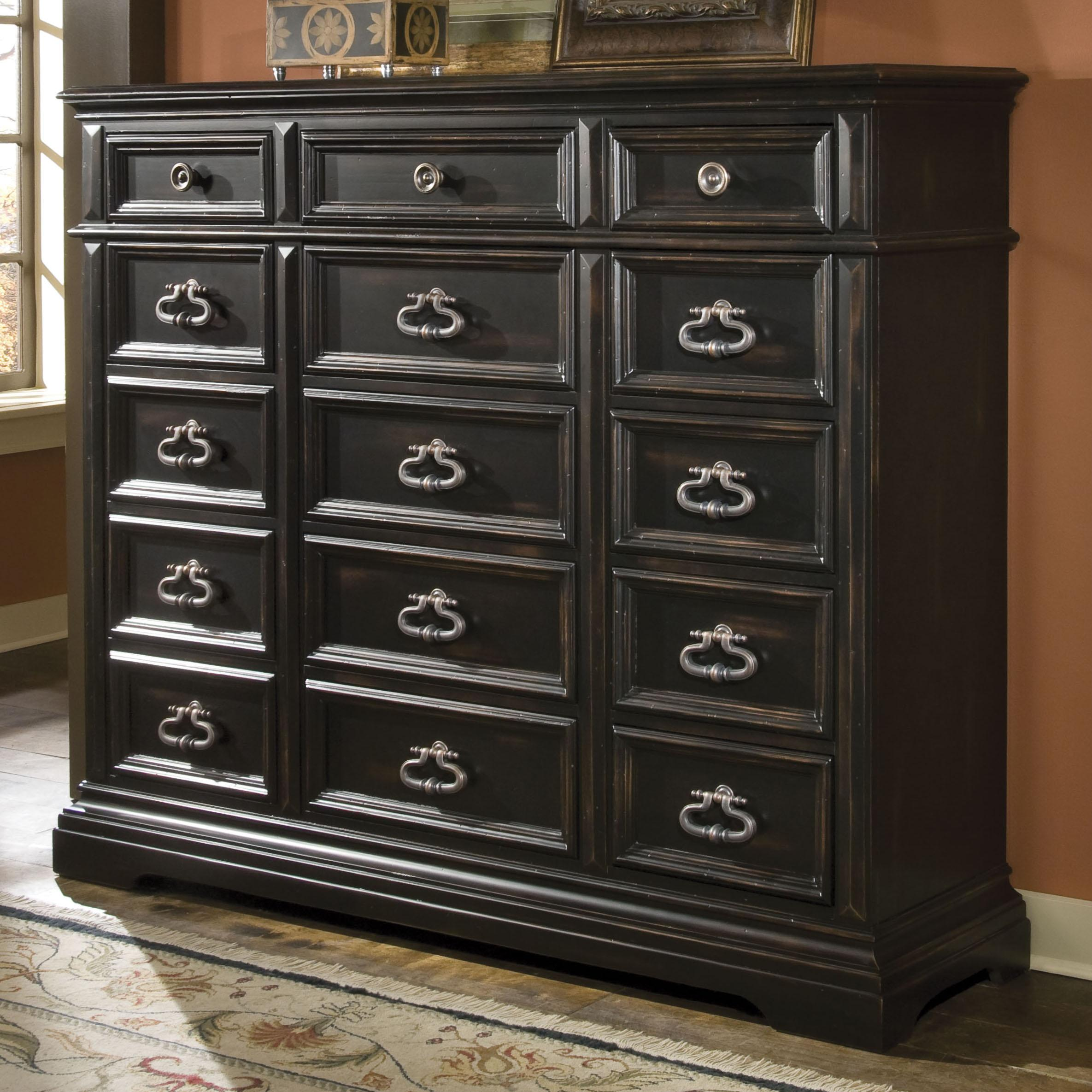 Pulaski Furniture Brookfield Brookfield Gentlemen's Chest - Item Number: 993127