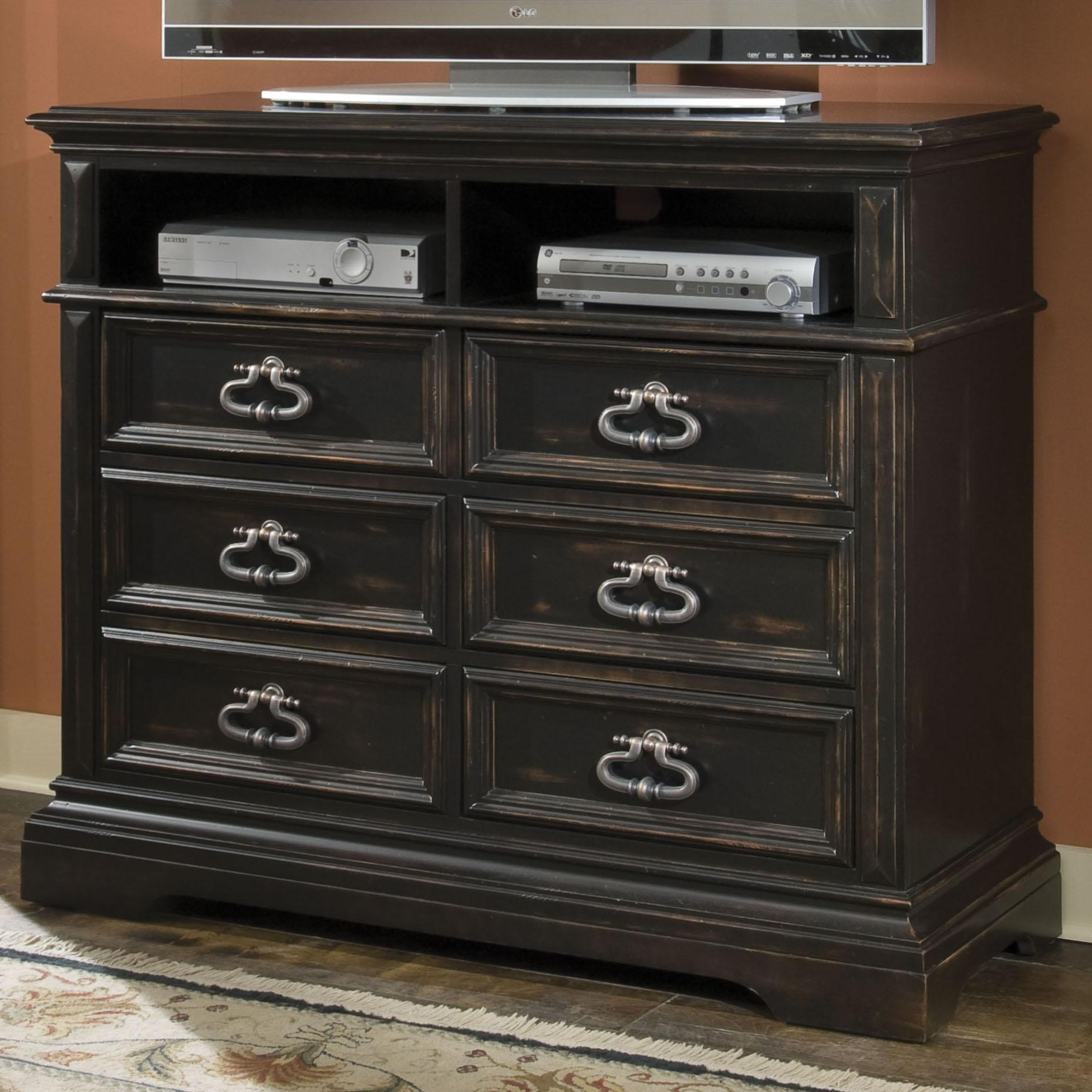 Pulaski Furniture Brookfield Brookfield Media Chest - Item Number: 993145