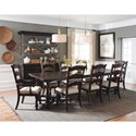 Pulaski Furniture Caldwell Dining Room Group - Item Number: P0121 Dining Room Group 4