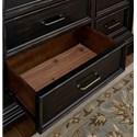 Pulaski Furniture Caldwell 11 Drawer Dresser with Jewelry Tray