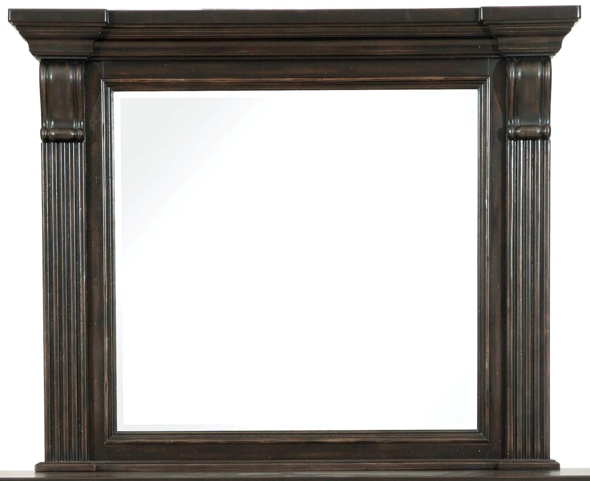 Pulaski Furniture Caldwell Mirror - Item Number: P012110