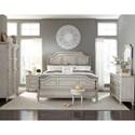 Pulaski Furniture Campbell Street King Bedroom Group - Item Number: P123 K Bedroom Group 2