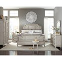 Pulaski Furniture Campbell Street California King Bedroom Group - Item Number: P123 CK Bedroom Group 2