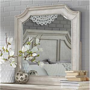Pulaski Furniture Campbell Street Beveled Mirror