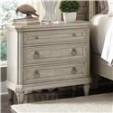 Pulaski Furniture Campbell Street Nightstand with USB Ports - Item Number: P123140