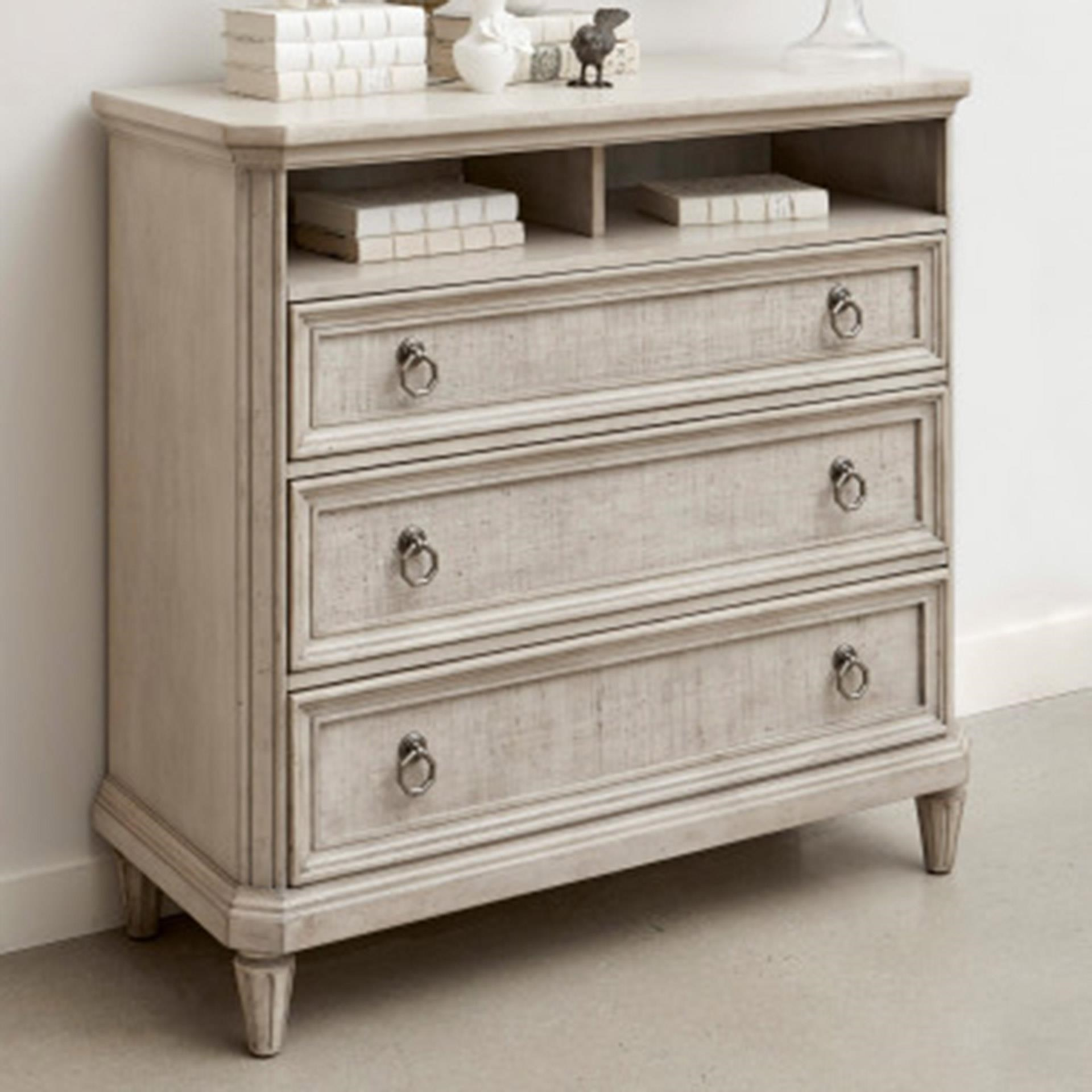 Pulaski Furniture Campbell Street Media Chest - Item Number: P123145