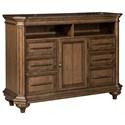 Pulaski Furniture Carrington Media Chest - Item Number: P081146