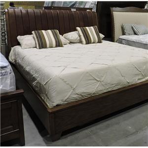 Pulaski Furniture Clearance Upholstered Bed