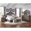 Pulaski Furniture Cordoba California King Bedroom Group - Item Number: P1151 CK Bedroom Group 1