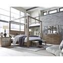 Pulaski Furniture Corridor 16 Queen Bedroom Group - Item Number: P044 Q Bedroom Group 1