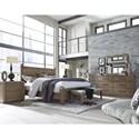Pulaski Furniture Corridor 16 Queen Bedroom Group - Item Number: P044 Q Bedroom Group 3