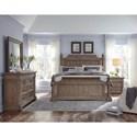 Pulaski Furniture Crestmont King Bedroom Group - Item Number: P211 K Bedroom Group