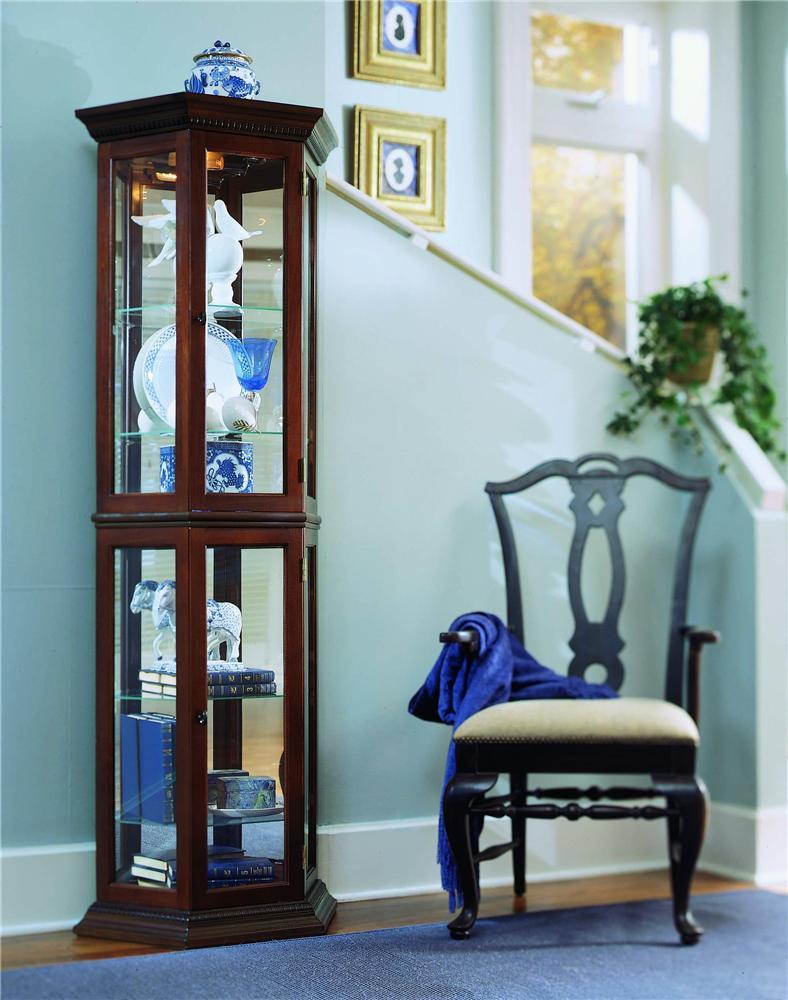 Pulaski Furniture Curios Curio - Item Number: 20855