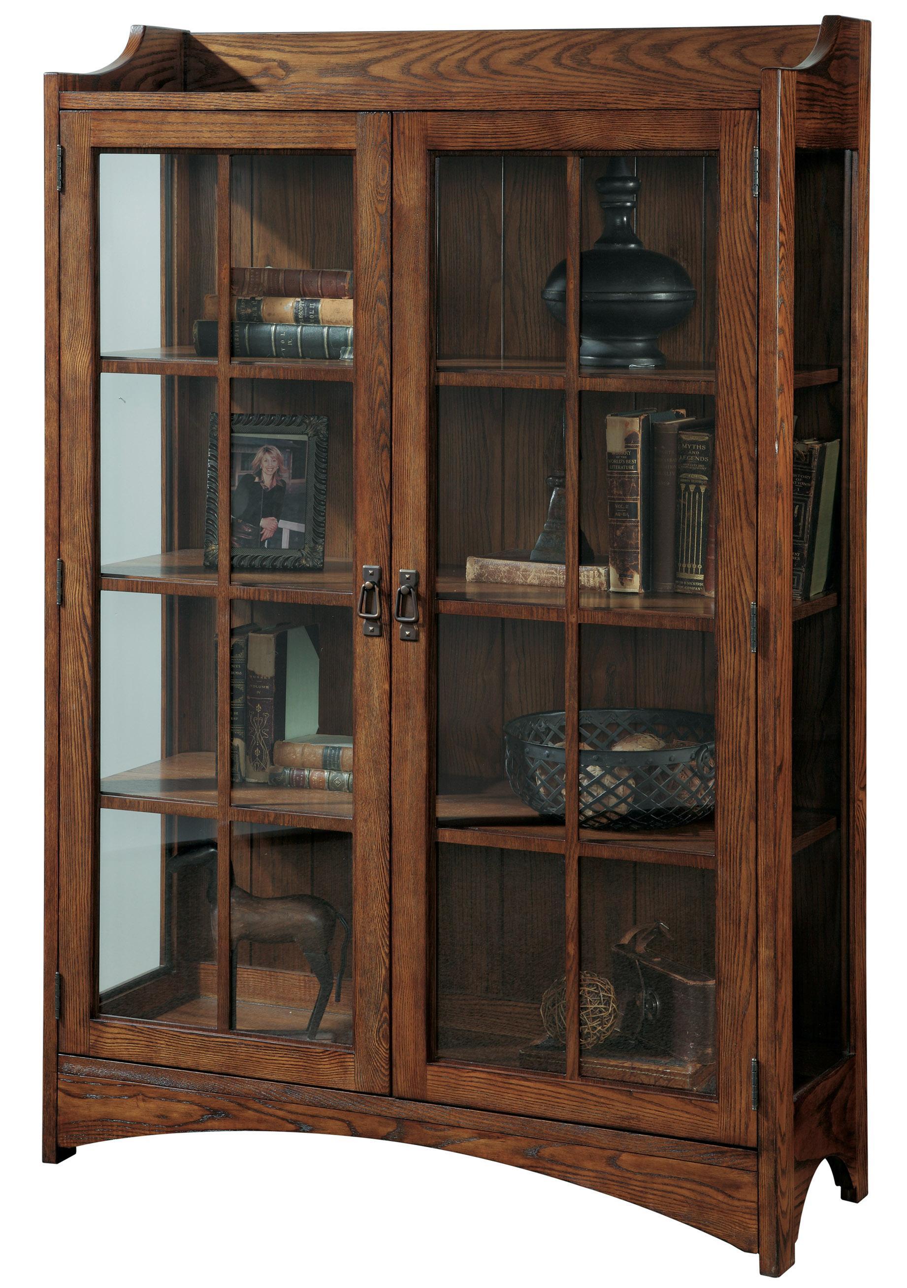 Pulaski Furniture Curios Bennet Bookcase Curio Olinde 39 S Furniture Curio Cabinet