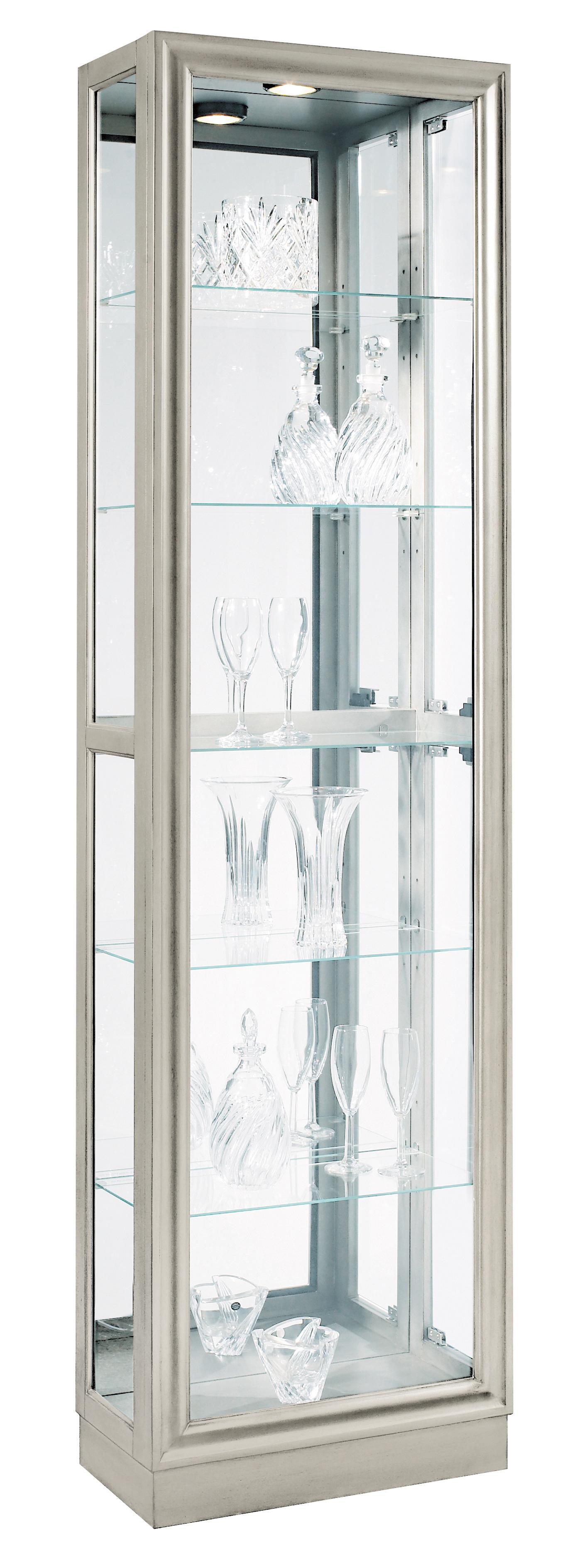 Platinum  Display Curio