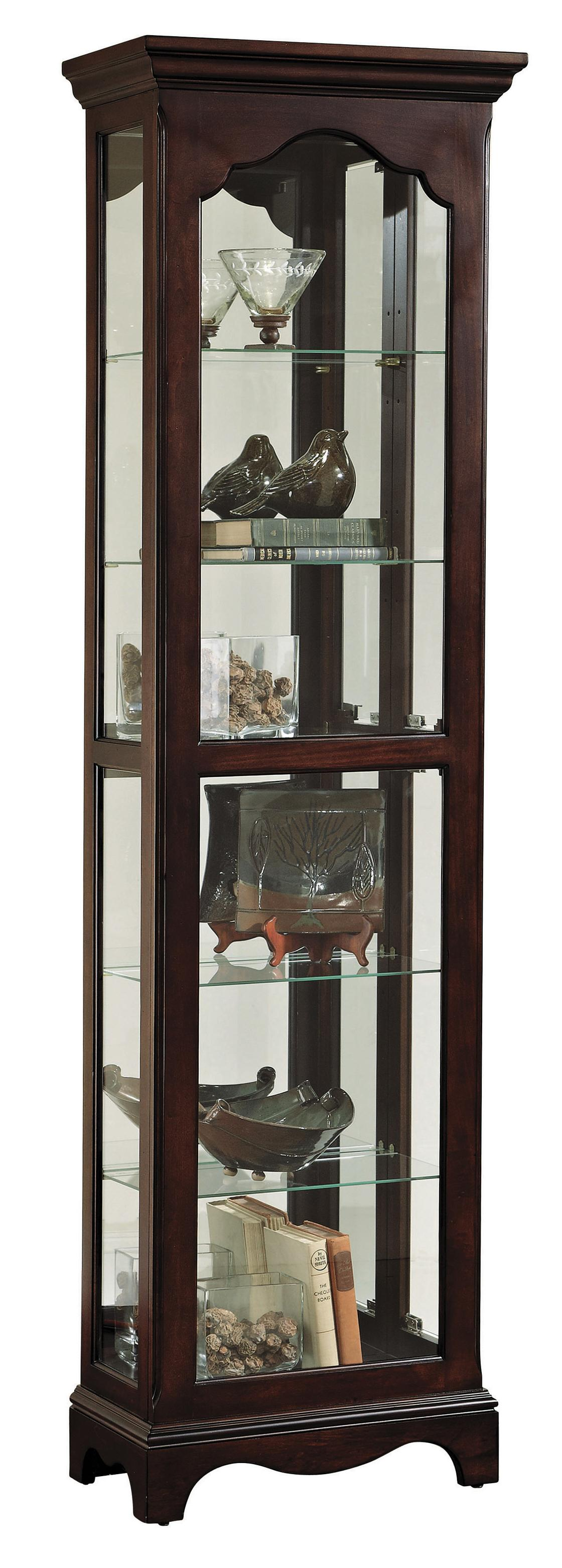 Pulaski Furniture Curios Curio Cabinet - Item Number: 21484