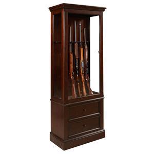 Pulaski Furniture Curios Gun Cabinet