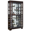 Pulaski Furniture Curios Wine Display Curio - Item Number: 21531