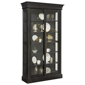 Pulaski Furniture Curios Sliding Door Curio