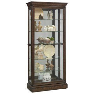 Pulaski Furniture Curios Sliding Front Curio
