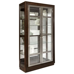 Nickel Door Curio