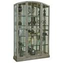Pulaski Furniture Curios Door Curio - Item Number: P021689