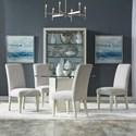 Pulaski Furniture Cydney 5-Piece Table and Chair Set - Item Number: P053231+30+4x60