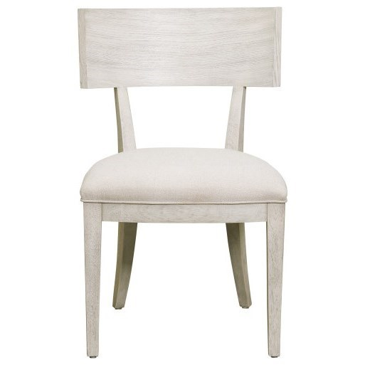 District 3 Wood Back Dining Chair by Pulaski Furniture at Stoney Creek Furniture