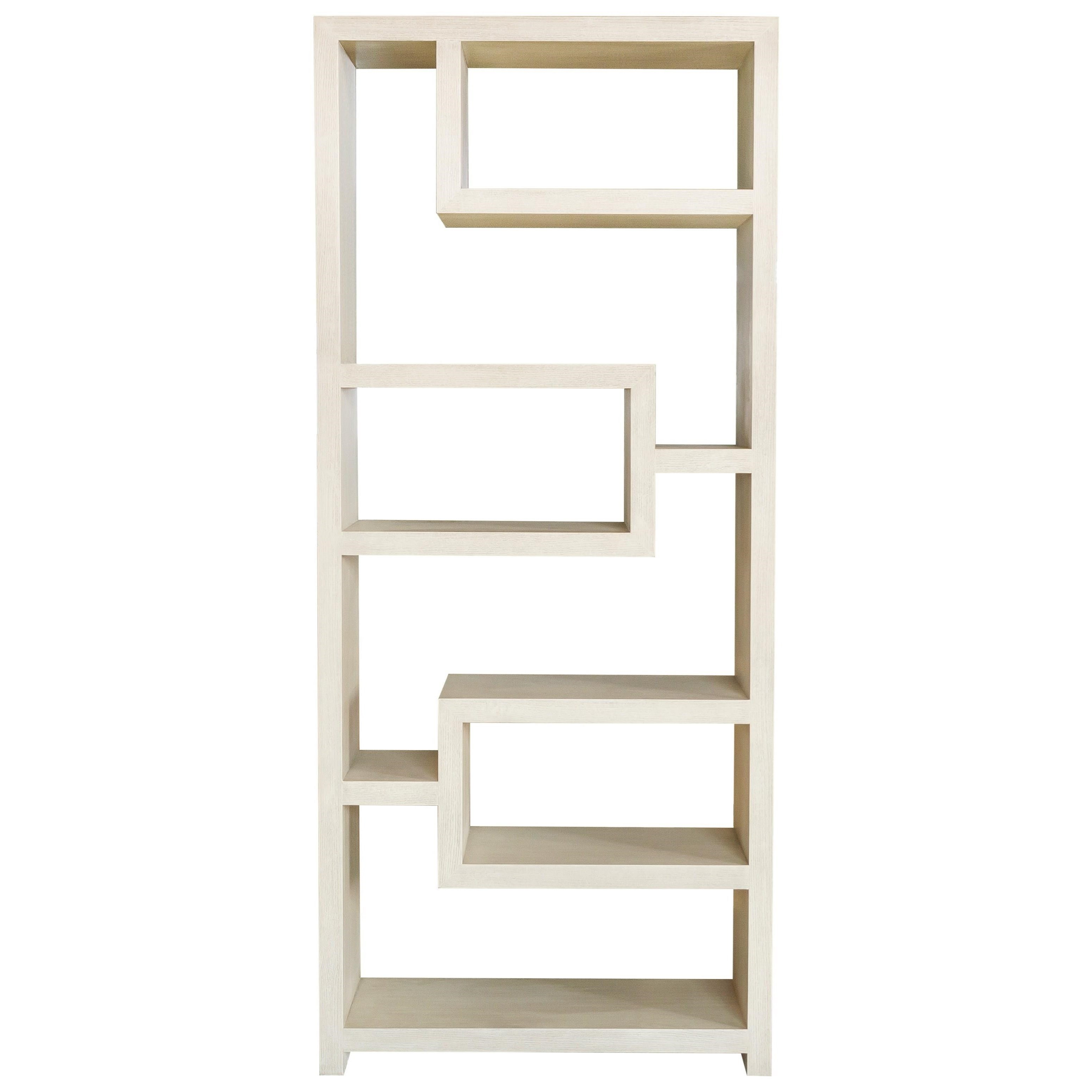 District 3 Bookcase by Pulaski Furniture at Stoney Creek Furniture