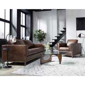 Drake Living Room Group by Pulaski Furniture