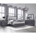 Pulaski Furniture Echo Queen Bedroom Group - Item Number: P2221 Q Bedroom Group
