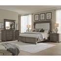 Pulaski Furniture Ella California King Bedroom Group - Item Number: P221 CK Bedroom Group 2