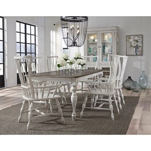 Farmhouse Formal Dining Room Group