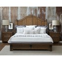 Pulaski Furniture Heartland Falls King Bedroom Group - Item Number: P002 K Bedroom Group 2