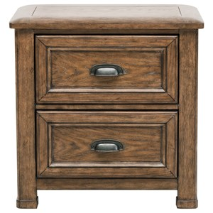 Pulaski Furniture Heartland Falls Nightstand
